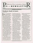 PLS Newsletter, v4n4, December 1993-January 1994 by Malcolm Price Laboratory School