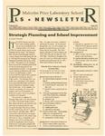 PLS Newsletter, v4n3, November 1993 by University of Northern Iowa. Malcolm Price Laboratory School