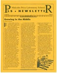 PLS Newsletter, v4n2, October 1993 by Malcolm Price Laboratory School