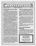 PLS Newsletter, v3n8, May 1993 by University of Northern Iowa. Malcolm Price Laboratory School