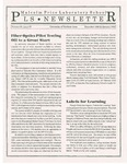 PLS Newsletter, v3n4, December 1992-January 1993 by Malcolm Price Laboratory School