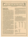 PLS Newsletter, v3n3, November 1992 by Malcolm Price Laboratory School