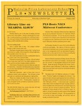 PLS Newsletter, v3n2, October 1992 by Malcolm Price Laboratory School