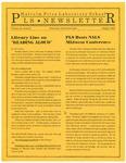 PLS Newsletter, v3n2, October 1992