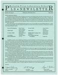 PLS Newsletter, v3n1, July 1992