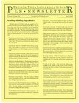 PLS Newsletter, v2n7, April 1992 by University of Northern Iowa. Malcolm Price Laboratory School