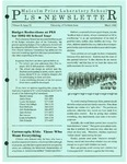 PLS Newsletter, v2n6, March 1992 by Malcolm Price Laboratory School
