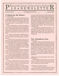 PLS Newsletter, v2n5, February 1992