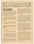 PLS Newsletter, v2n3, November 1991 by University of Northern Iowa. Malcolm Price Laboratory School