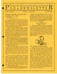 PLS Newsletter, v1n3, November 1990 by University of Northern Iowa. Malcolm Price Laboratory School