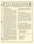 PLS Newsletter, v1n2, October 1990 by Malcolm Price Laboratory School