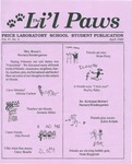 The Li'l Paws, n.s. v4n4, April 1989