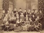 1890 model school by C. Sorensen