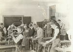 1930 manual arts class