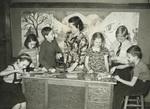 1930 art class by Thompson Photographers