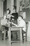 1940s selling savings stamps