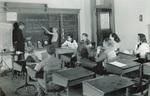 1941 classroom by Hollett's Photos
