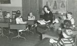 1943 listening to teacher