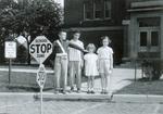 1948 school crossing