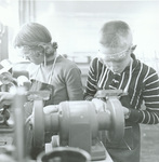 1960 industrial arts class