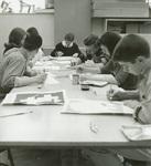 1960s art class