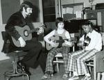 1970s guitar lesson