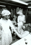 1987 costumes for Colonial Christmas