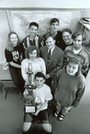 1995 Jim Sweigert and students off to Russia