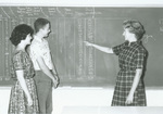 August 1961 Social Science seminar project
