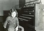 Child at the organ