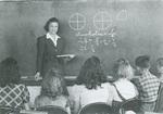 Elem. Math on blackboard