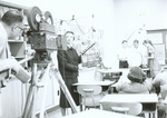 Filming the classroom