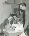 Late 1960s teaching machine