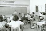 Mr. Lynch teaching