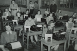 Typing classroom