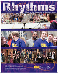 Rhythms: Music at the University of Northern Iowa, v30, Fall 2011 by University of Northern Iowa. School of Music.