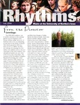 Rhythms: Music at the University of Northern Iowa, v27, Fall 2008