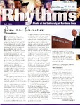 Rhythms: Music at the University of Northern Iowa, v25, Fall 2006