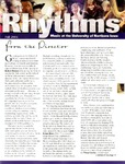 Rhythms: Music at the University of Northern Iowa, v23, Fall 2004