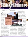 Rhythms: Music at the University of Northern Iowa, v24, Fall 2005 by University of Northern Iowa. School of Music.