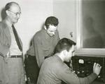 1956 Hake, Ed West, Floyd Hutzell