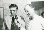Circa 1942 Faculty-student interview with John Nydegger