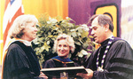 1991 honorary doctorate with C. Curris & B. Lounsberry