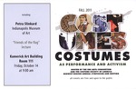 Fall 2011 Costumes as Performance and Activism [Front] by University of Northern Iowa