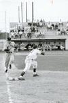 1954 LaRoy Horn action shot