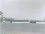 Empty stadium circa 1948