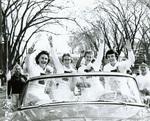 1956 homecoming parade