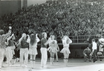 1970s cheering in the Dome