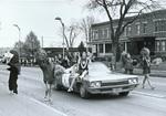 1970s homecoming parade
