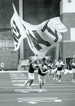 1992 carrying the flag